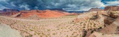 Фотообои Красочные скал в Кебрада де Cafayate, Аргентина