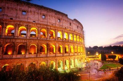 Фотообои Колизей в Риме, Италия