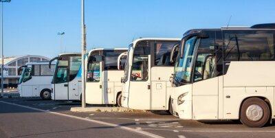 Фотообои Compagnie де-автобус