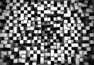 Фотообои Cube extrusion