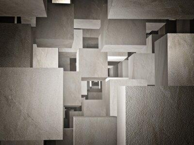 Фотообои Cubi абстрактный