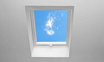 Фотообои Dachschräge мит Fenster