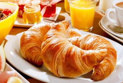 Фотообои Вкусный континентальный завтрак