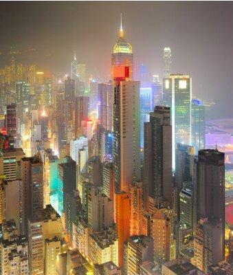 Фотообои Плотность Гонконг