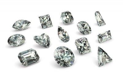 Фотообои Алмазные Порезы