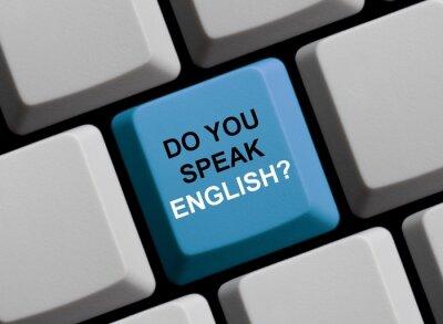 Фотообои Вы говорите по-английски?