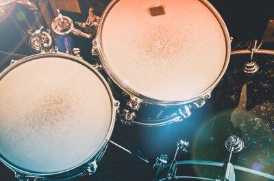 Фотообои барабанная установка