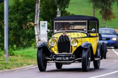 Фотообои Винтажный автомобиль.
