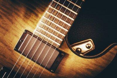Фотообои Электрическая гитара Концепция