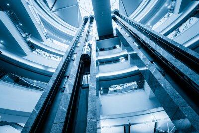 Фотообои лифт