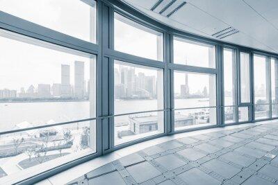 Фотообои пустой кабинет в современных офисных зданий