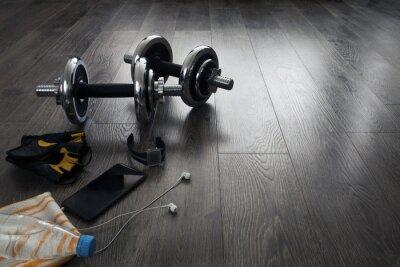 Фотообои Оборудование для фитнеса