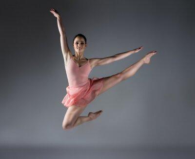 Фотообои Женский балерина
