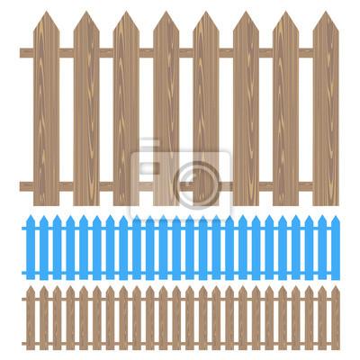 Забор для макета