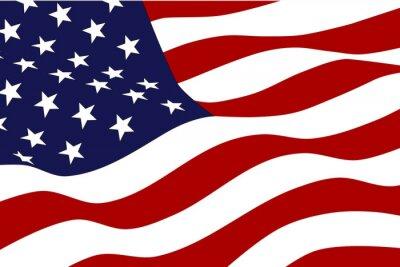 Фотообои Флаг Америки