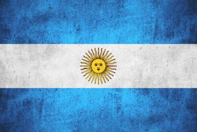 Фотообои Флаг Аргентины