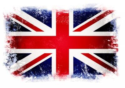Фотообои Флаг Соединенного Королевства