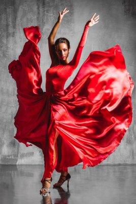 Фотообои танцовщицы фламенко