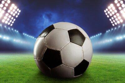 Фотообои Футбол на футбольном поле
