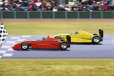 Фотообои Формула 1 аль traguardo