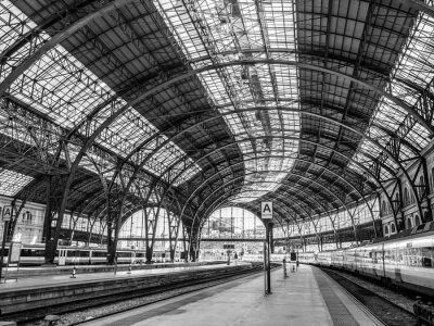Фотообои Франция станции, Барселона