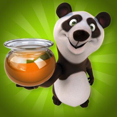 Фотообои Fun панда