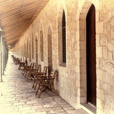 Фотообои Галерея в Иерусалиме