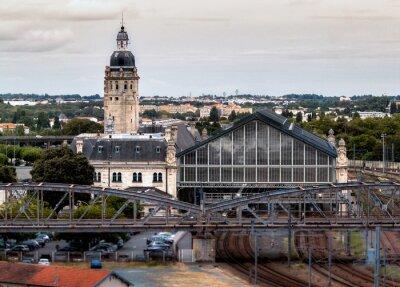 Фотообои Gare De La Rochelle