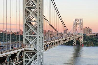 Фотообои Мост Джорджа Вашингтона