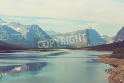 Фотообои Национальный парк ледника, Монтана, США