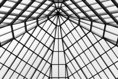 Фотообои Стеклянная крыша