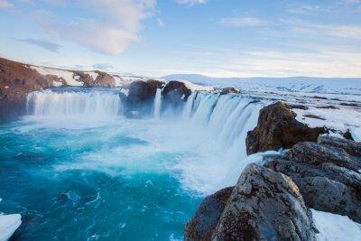 Фотообои Годафосс водопад, Исландия