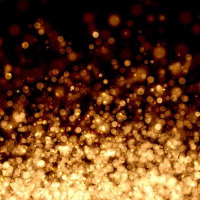Фотообои Золото абстрактного фона света