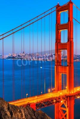 Фотообои Мост Золотые Ворота, Сан-Франциско, Калифорния, США.