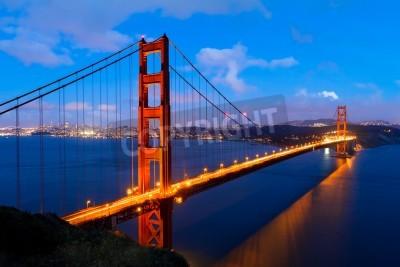 Фотообои Золотые ворота, Сан-Франциско Калифорния