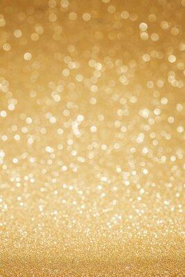 Фотообои Золотой блеск абстрактный фон