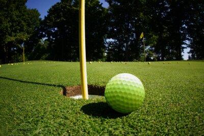 Фотообои Поле для гольфа