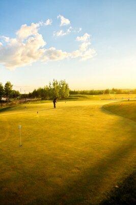 Фотообои курсы по гольфу