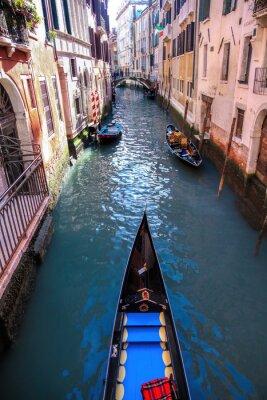 Фотообои Гондола на канале в Венеции, Италия