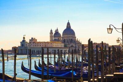 Фотообои Гондолы в Венеции