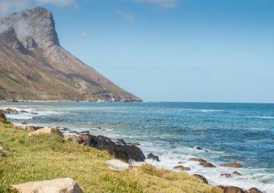 Фотообои Гордон Бэй Южная Африка прибрежное горной дороге