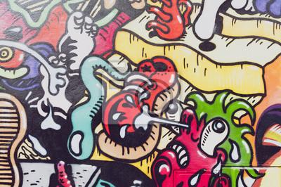 Фотообои Graffitis COLORES