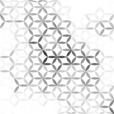 Фотообои Серый Белый сетка фона, творческие шаблоны дизайна