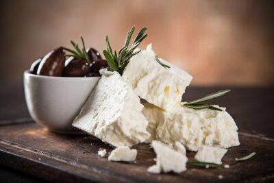 Фотообои Греческий сыр фета