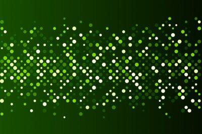 Фотообои Зеленый абстрактного фона.