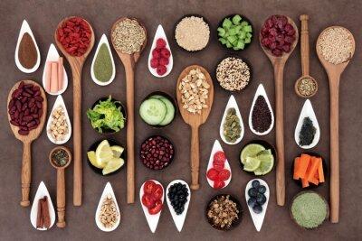 Фотообои Здоровое питание Sampler