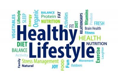 Фотообои Здоровый образ жизни