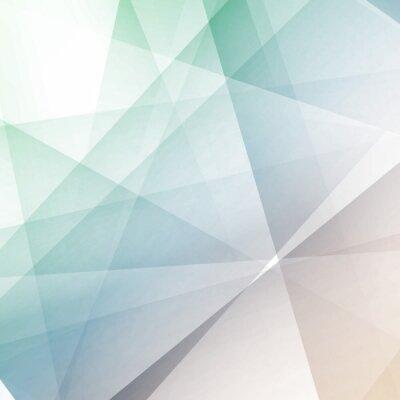 Фотообои Hipster modern transparent geometrical background