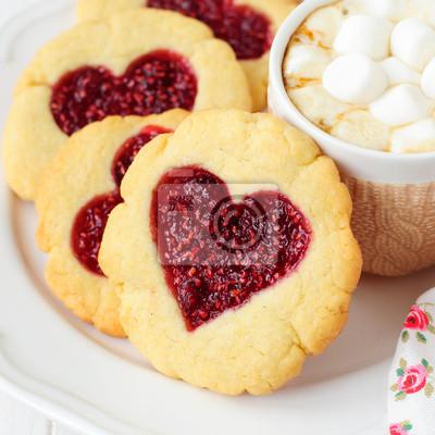 Рецепт печенья из вареньем