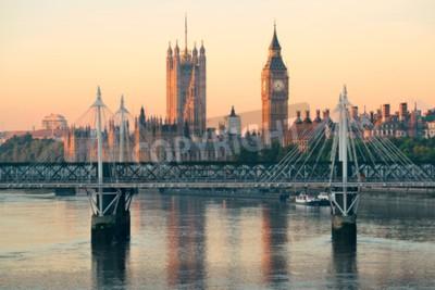 Фотообои Дом парламента в Вестминстере в Лондоне.